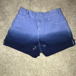 Kids Old Navy Ombré short